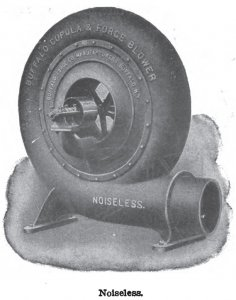 Buffalo Noiseless Blower