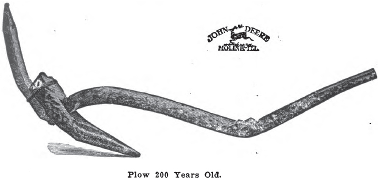 200 Year Old Plow
