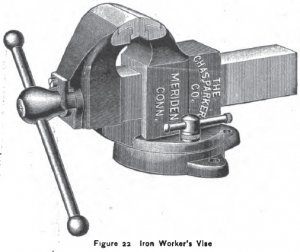Iron Worker's Vise
