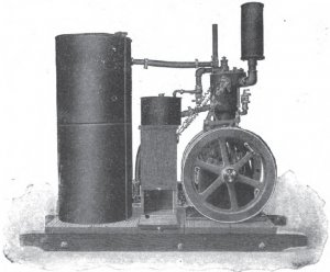 Gilson Gasoline Engine