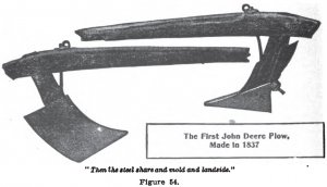The First John Deere Plow